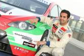 Bennani enjoys first SEAT test