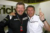 Ecclestone calls for Ross Brawn to be knighted