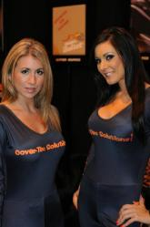 Your sexiest motorsport grid girl for February revealed!