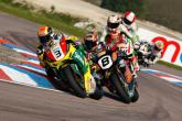'Erratic' ride nets rostrum for lone Swan Honda star Easton
