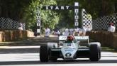 Goodwood continues to attract F1 teams, drivers