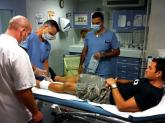 de Puniet 'surprising' doctors, eyeing Brno return