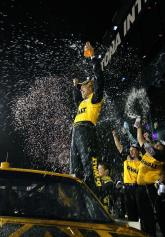 Kenseth ready to seize the moment