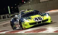 Rossi, Marini, Salucci qualify seventh at Gulf 12 Hours