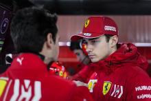 Ferrari confirms Spain F1 test line-up