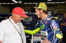 MotoGP: Lauda will be incredibly missed, great fan of our sport