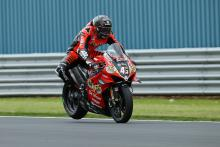 'Confident' Redding to make Brands Hatch debut