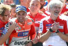 Iannone: I shouldn't have left Ducati