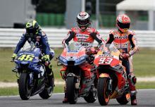 Lorenzo: Team-mate to Marquez, like team-mate to Rossi
