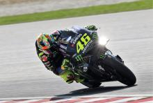 Sepang MotoGP test times - Thursday (11am)