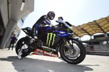 Sepang MotoGP test times - Thursday (FINAL)