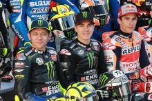 Rossi, Vinales, Marquez set for MotoGP Virtual Race!