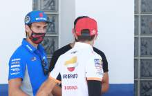Rins: Nobody will know Marquez 'reality' until last moment