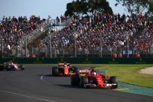 Third DRS zone added for Australian GP