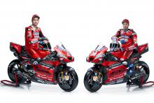 FIRST LOOK: Ducati presents 2020 MotoGP livery