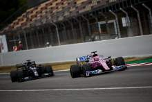 F1 blue flag 'crackdown' led to Spanish GP penalties