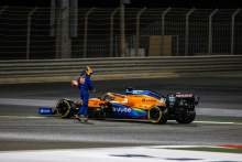 Rear brake failure caused Sainz's F1 Bahrain GP qualifying spin