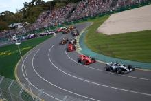 Melbourne keeps F1 Australian Grand Prix until 2025