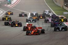 Third DRS zone added for Bahrain GP