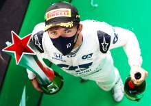 """Gasly """"ready"""" for Red Bull return after first F1 win"""