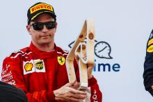 Raikkonen: What Ferrari is trying will help at Silverstone