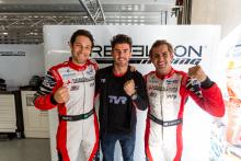 Rebellion scores maiden LMP1 WEC pole in Shanghai