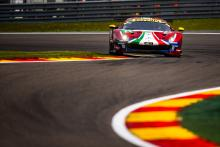 WEC 6 Hours of Spa - Free Practice 3 Results