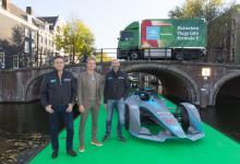 Formula E names Heineken as new partner