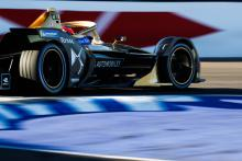 'Extremely competitive' Calderon impresses in Formula E test