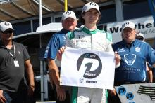 Qualifying Results - Firestone Grand Prix of Monterey