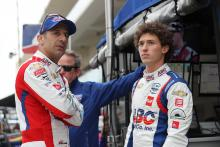 Kanaan leads Carb Day Practice