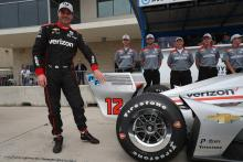 Power surges to inaugural COTA Pole
