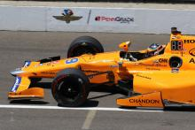 McLaren IndyCar programme 'under review'