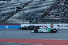 Immaculate performances solidify Newgarden, Rossi as title favorites