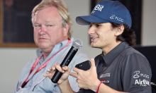 Fittipaldi taking inspiration from Bourdais recovery