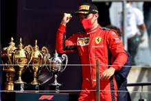 The top 10 F1 drivers of the 2020 season: 5 - CHARLES LECLERC