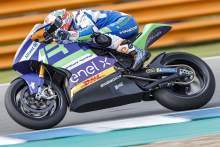 Indonesian E-Racing Gresini MotoE team complete Jerez test in good form