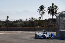 Da Costa hit with Marrakesh Formula E grid drop