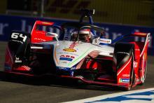 BMW clash hands d'Ambrosio Marrakesh Formula E victory