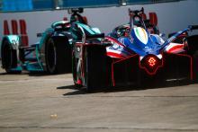 Formula E Santiago E-Prix - Race Results