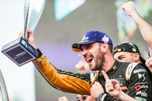 Vergne hails 'big day' for Techeetah after Sanya win
