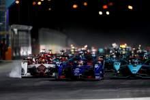 2021 FIA Formula E Diriyah E-Prix - Race 2 Results