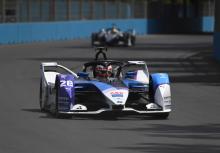 Guenther defeats da Costa for Santiago Formula E victory