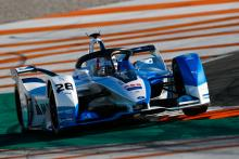 da Costa keeps BMW on top of Formula E pre-season test