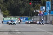 2020 Formula E Santiago E-Prix - Race Results