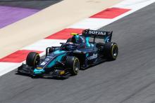 Latifi recovers from pit stop blunder to win Bahrain F2 opener