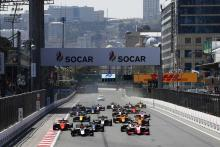 Formula 2 Azerbaijan - Sprint Race Results