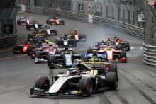 F2 Monaco - Feature Race Results