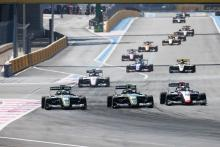 F3 France - Race 1 Results