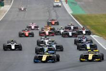 Formula 2 Great Britain - Feature Race Results